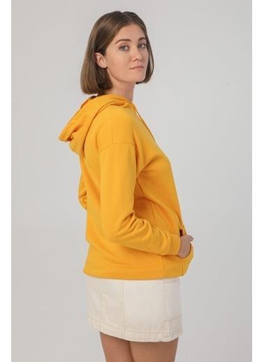 Modaset Sweatshirt Sarı